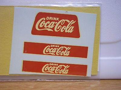 1/75 37A Coca Cola Waterslide ( B )