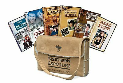 Northern Exposure: The Complete Series Giftset (DVD, 2007, 26-Disc Set) *New*