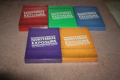 Northern Exposure: The Complete Series *Brand New Sealed*