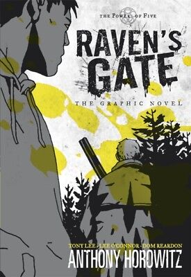 The Power of Five: Raven's Gate - The Graphic Novel (Paperback), . 9781406344981