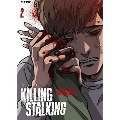 manga - KILLING STALKING N. 4 - nuovo - j-pop ITALIANO