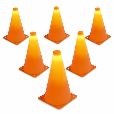 038c20c2a GoSports LED Night Light Up Sports Training Safety Cones - Soccer Football  Track