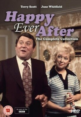 Happy Ever After: The Complete Collection [DVD], 5019322664383, Terry Scott, Ju.