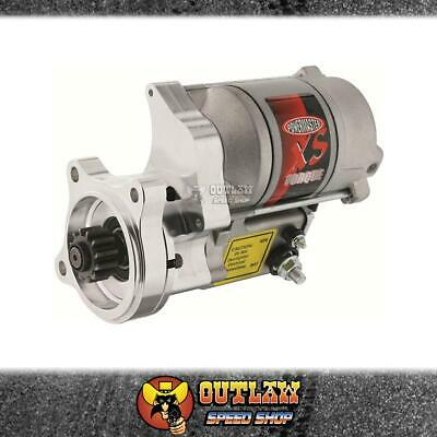 XS Torque Starter Motor, Suit 4.6-5.4L Modular 1992-14 Ford Coyote 5.0 - PM9532