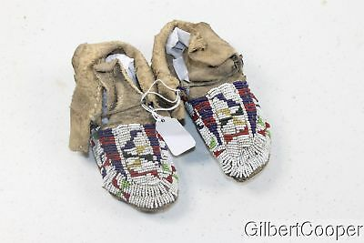 Sioux Childs Moccasins