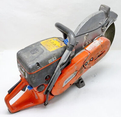 "Husqvarna K760 14"" Concrete Cut-Off Saw 7/B9190A"