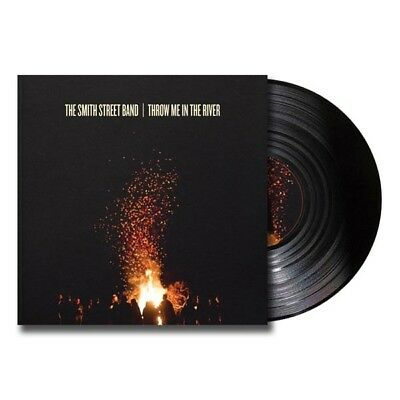 The Smith Street Band - Throw Me In The River Vinyl LP Uncle M NEW