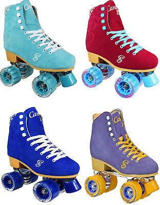 Candi Girl Carlin Roller Skates Girls Ladies CHOOSE FROM 4 COLORS & Size 5 - 9