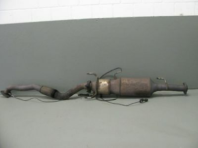 Flex Y-Branch Pipe Diesel Particle Filter with Seal DPF BMW 1 Series