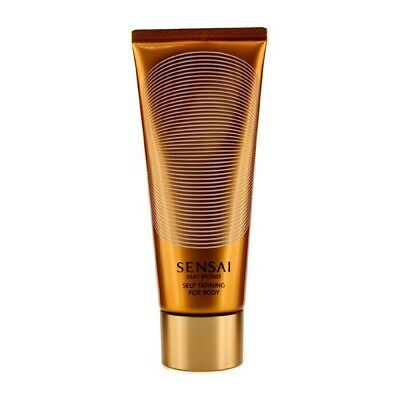 Kanebo Sensai Silky Bronze Self Tanning For Body 150ml Sun Care & Bronzers