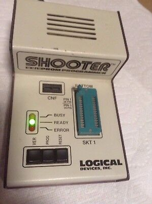 Logical Devices Inc Shooter EE/EPROM Programmer