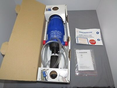 Dosatron Water Powered Doser D14MZ2 1:500 to 1:50 New in Box