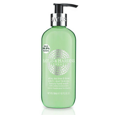 Baylis & Harding Aloe, Tea Tree & Lime Hand Wash 300ml