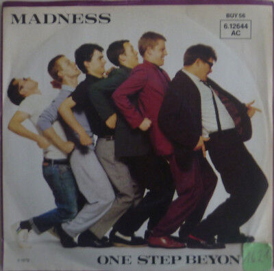 "7"" 1979 KULT IN MINT- ! MADNESS : One Step Beyond"