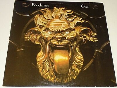 Bob James Funk Jazz Vg++ Usa Lp One 1 Breaks Nautilus |18