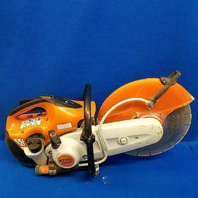 """Stihl Ts420 Gas Powered 14"""" Wet / Dry Concrete Cut-Off Saw (Pps005288)"""