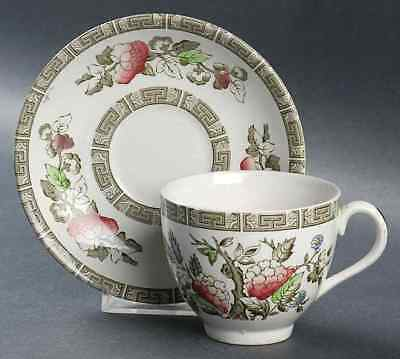 Ridgway INDIAN TREE Cup & Saucer S611151G2