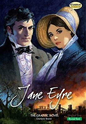 Jane Eyre The Graphic Novel: Original Text (British English) (Pap...