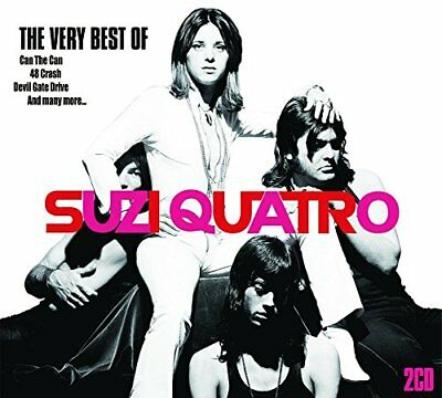 Suzi Quatro - The Very Best Of (Digipack) - CD - New