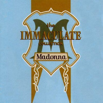 Madonna - The Immaculate Collection - CD - New