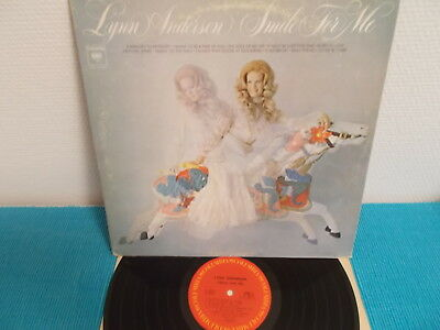 country > LYNN ANDERSON > smile for me > US 1974 > top