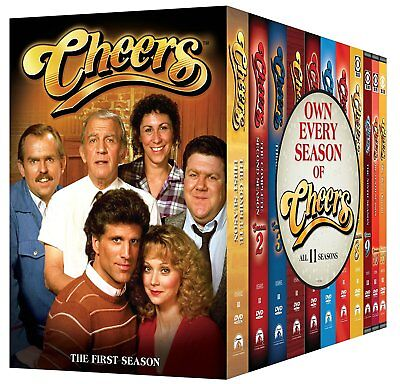 Cheers: The Complete Series *Brand New Sealed*