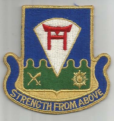 VHTF WW 2 US Army 511th Airborne Infantry Regiment Patch Inv# JR700