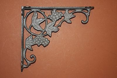 Italian Restaurant Winery Decor, Winery Shelf Brackets, Wine Corbels, B-12-