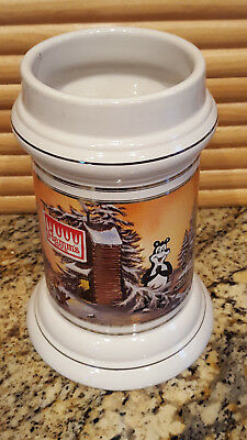 1995 Collector Series Hamm's Beer Bear Stein Made in Brazil