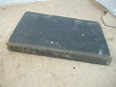 Rough old 1914 Indian Affairs book