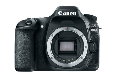 Canon EOS 80D Digital Camera Body Only Kit