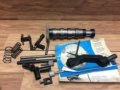 Universal Cutter Grinder & Relieving Fixture Parts
