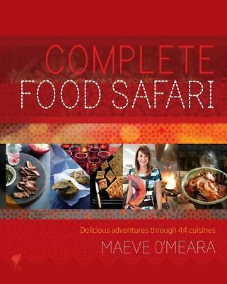 NEW Complete Food Safari By Maeve O'Meara Hardcover Free Shipping