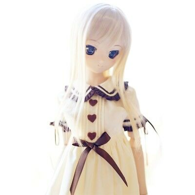 [wamami] Peach heart Dress/Suit/Outfit For 1/3 SD DOD AOD LUTS BJD Dollfie