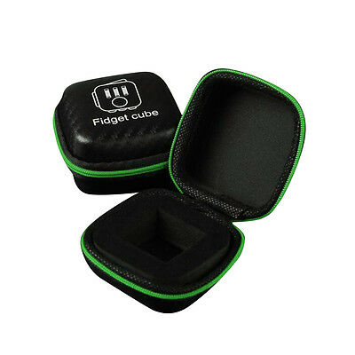Bag Box Carry Case Packet For Fidget Cube Anxiety Stress Relief Focus Dice