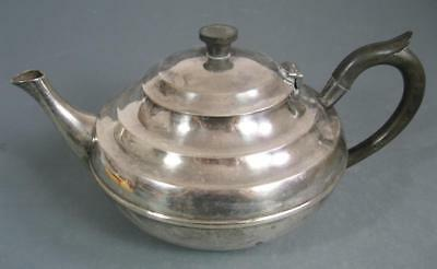 Vintage art deco EPNS A1 silver plated/bakelite Crown Windsor TEAPOT 8 cup
