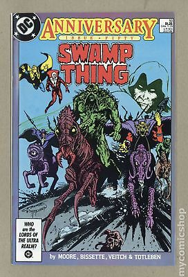 Swamp Thing (2nd Series) #50 1986 FN+ 6.5