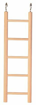 Trixie Wooden Small Medium Budgie Bird Cage Ladders - 5 Sizes