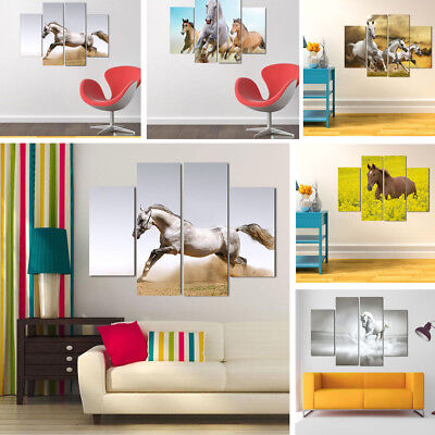 Modern Abstract Unframed Art Canvas Oil Painting Picture Print Home Wall Decor