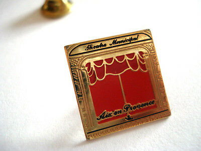 PINS RARE THEATER TEATRO AIX EN PROVENCE THEATRE MUNICIPALE France