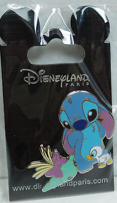 Disney Pin Pins DLRP 2017 Trade Stitch Disneyland Paris