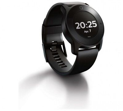 Philips Bluetooth Smart Health Watch Activity Fitness Heart Rate Tracker Black