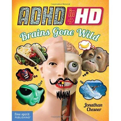 ADHD in HD - Paperback NEW Jonathan Chesne 2012-04-28