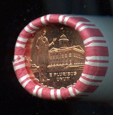 Roll of 2009-D United States Lincoln Professional Life 1 Cent Coin - JZ102
