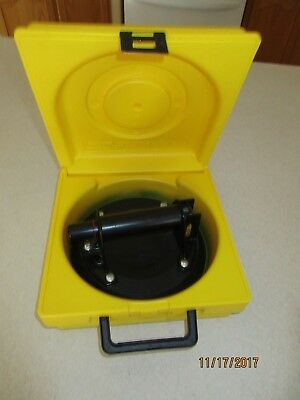 """Woods Powr-grip Vacuum Cup 8"""" with Case"""
