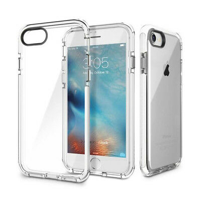 Protection Case Shell TPU + PC for Apple iPhone  7 8 Cover / Anti-shock / TP