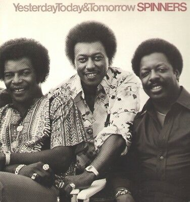 Spinners - Yesterday Today & Tomorrow / LP & OIS