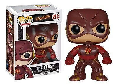 Funko Pop! The Flash TV The Flash Vinyl Figure