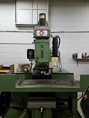 1991 SHARNOA 3 AXIS WITH TIGER 5 CONTROL includes Cyber Optics Laser Digitizer