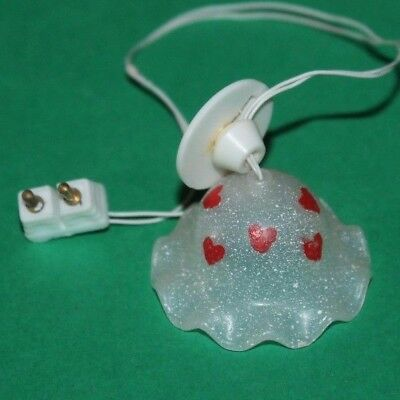 Vintage Dolls House Lundby Ceiling Light